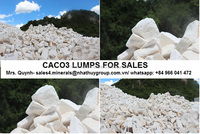 5000 tons of CaCO3 lumps available for sales
