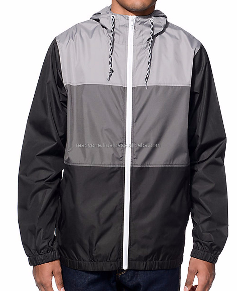 Plain Windbreaker Jacket, Plain Windbreaker Jacket Suppliers and ...
