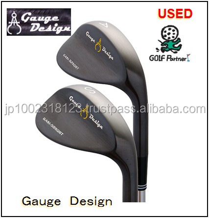 Cost-effective odyssey putter cover and Used Wedge Gauge Desin W10 LASER BLACK for resell , deffer model also available