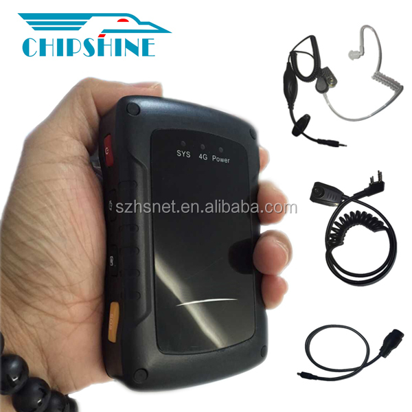1080p Night Vision 3g 4g Module Portable Security Guard Police ...