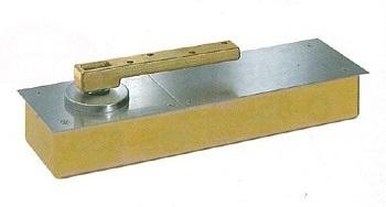 Durable And Reliable NEWSTAR Single Swing Floor Hinge, Floor Spring With 90  Degree Door Stop