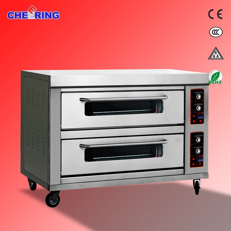 Deck Baking Oven Type and Pizza Usage baking oven