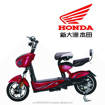 Honda Electric Scooter M 8 With Cbs Combi Braking System