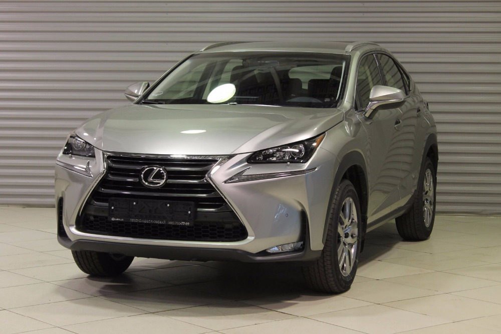 Lexus NX 2016 200 Progressive 2.0L/150 CVTSilver/ Black Leather