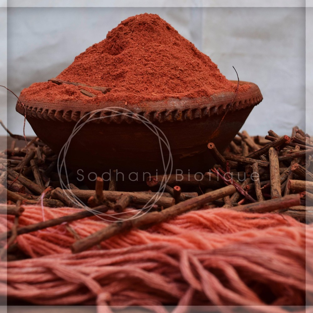 Turkey Red Natural Vegetable Dye