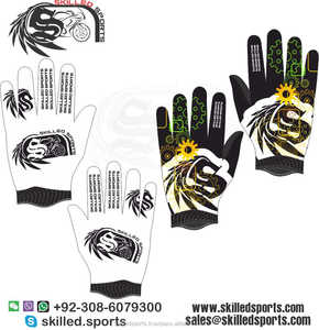 New Style 2017 Racing Motocross Gloves MX Gloves Top Quality Biker Gloves MX/MTB/BMX Gloves Motocross Gloves