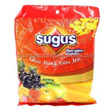 Sugus Chewy Candy Fruit 210g Bag / Wholesale Candy / fruit candy