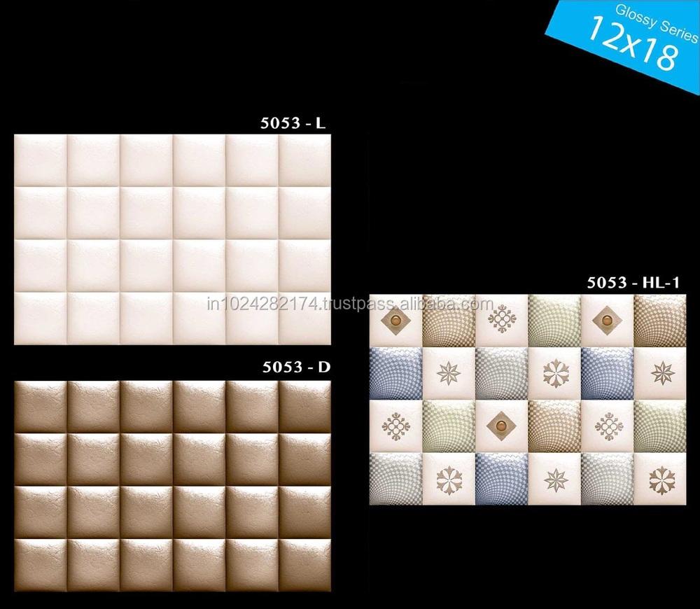 30x45,30x60 Cm Badezimmerwand Digitale Fliesen Interior Keramik ...