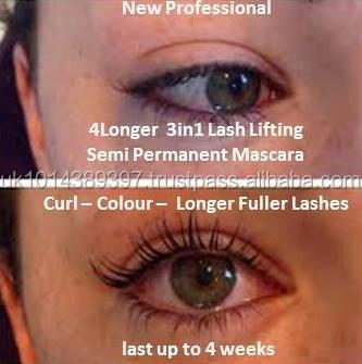 ce60ff36d3e NEW ARRIVAL - 4Longer 3 in 1 Lash Lifting Semi Permanent Mascara last 4  weeks