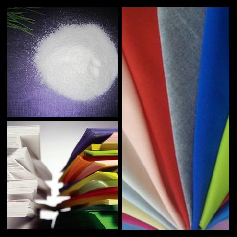 亜硫酸ナトリウムの印刷と染色