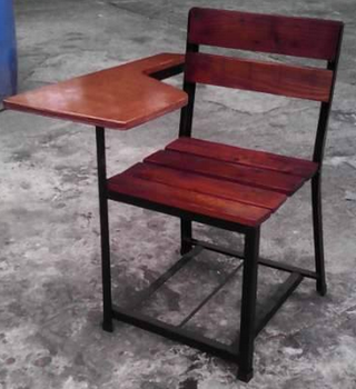 Red School Chair