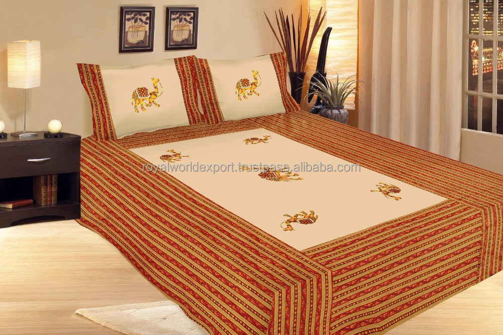 Indian Patchwork Quilt Bedspreads,Throws,Gudari Handmade Tapestery ...