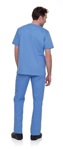 Custom Printed Men's Women's Hospital Wear Scrubs Shirts and Pants with your Design and Logo