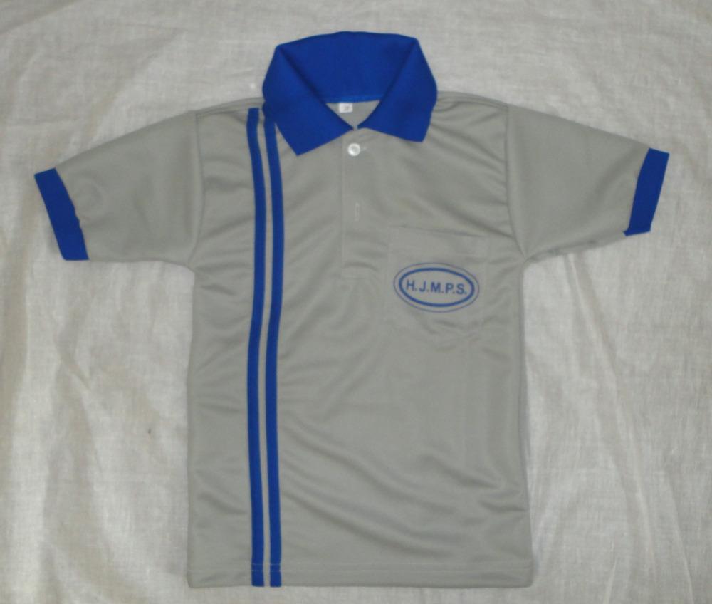 Design t shirt school - Best Quality New Design School Uniform Tshirt For Boys