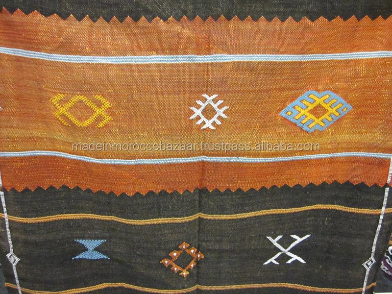 Tappeti Kilim Marocco : Commercio allingrosso prezzo marocchino cactus seta kilim tappeti