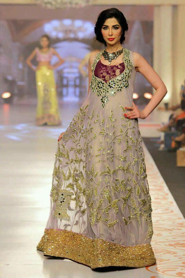 Pakistani fashion Bridal dresses /Rizwan Sons Bridal Dress
