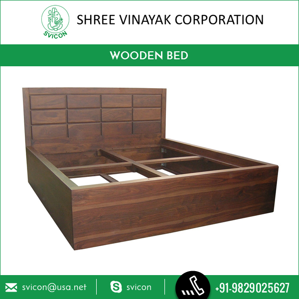 Plywood King Size Bed