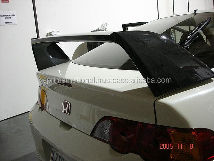 For Honda Integra Dc5 2001-2005 Acura Rsx Carbon Fiber Rear Trunk ...
