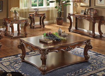 Living Room Antique Center Table Designs , Round Coffee Tables , Round  Center Tables , Square