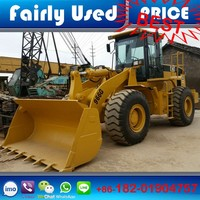 Used Caterpillar 966G front end loader of 966g wheel loader Caterpilar