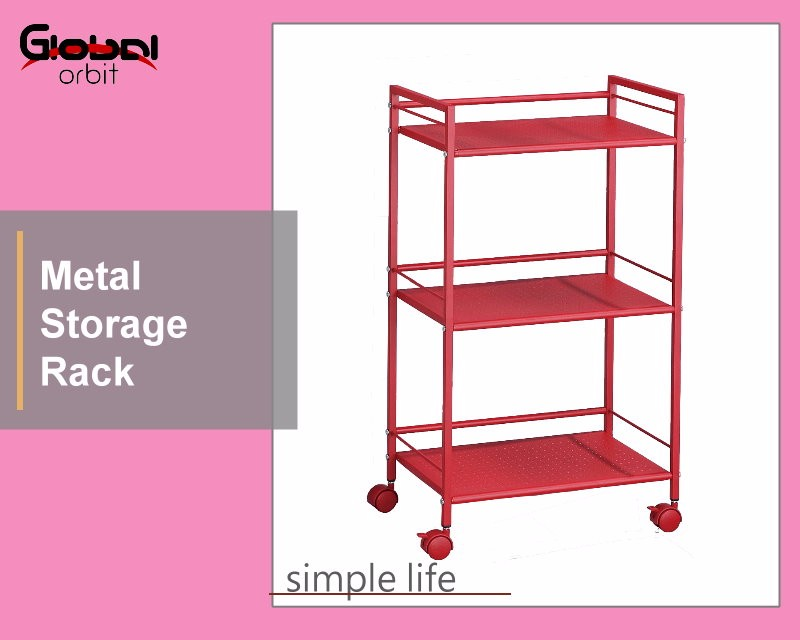 Rolling Plastic Drawer Cart Rack Salon Storage Trolley Portable Office Stand