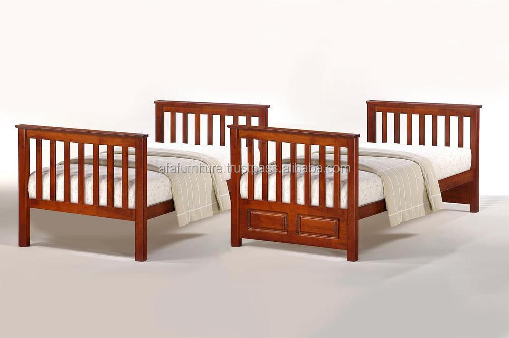 Holz Etagenbett Massivholz Etagenbett Double Decker Bett Etagenbett