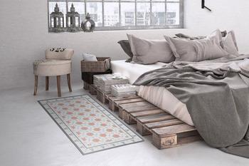 60x80cm Mat Adela Rug Carpet Pvc Vinyl