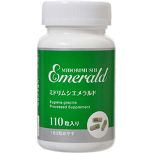 MIDORIMUSHI Emerald Euglena Gracilis Health Supplement Made in Japan