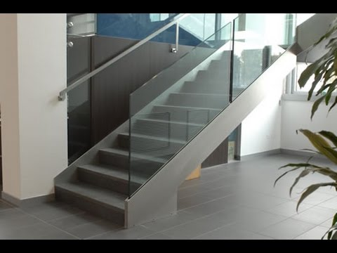 High Quality ... Glass Stair Balustrade/ Glass Staircase Railing