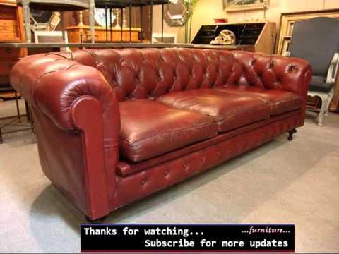 Leather Sofa Red | Modern Red Leather Sofa Idea Romance