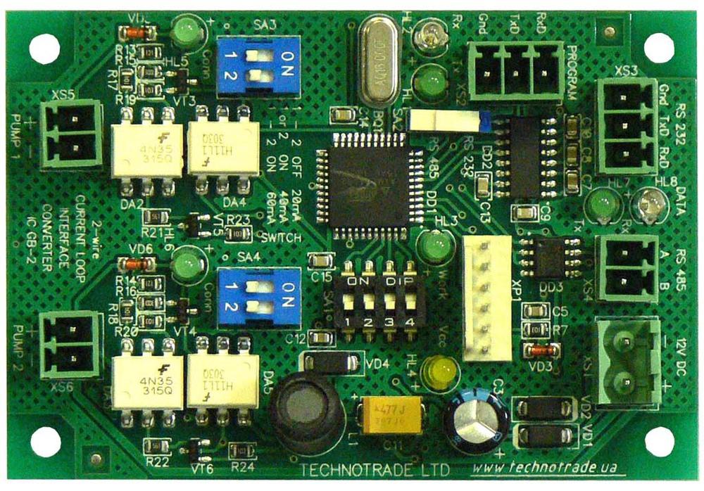 Gilbarco Dispenser Interface Converter Buy Dispenser