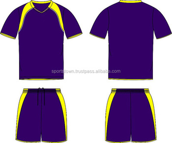 459c8852ac1 2015 Club customized blank sportswear original Sublimation soccer jersey