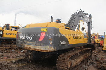 Used Heavy Machine Volvo 460blc Excavator Volvo 460 Blc Excavator 46 Ton  Excavator Price - Buy Heavy Us Excavator,Volvo Excavator,Europe Machinery