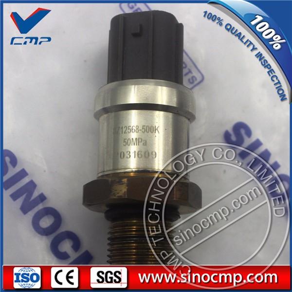 1PCS Pressure Sensor 2547-9045 8Z12568-500K for Daewoo Doosan DH225-7 #Q5580 ZX