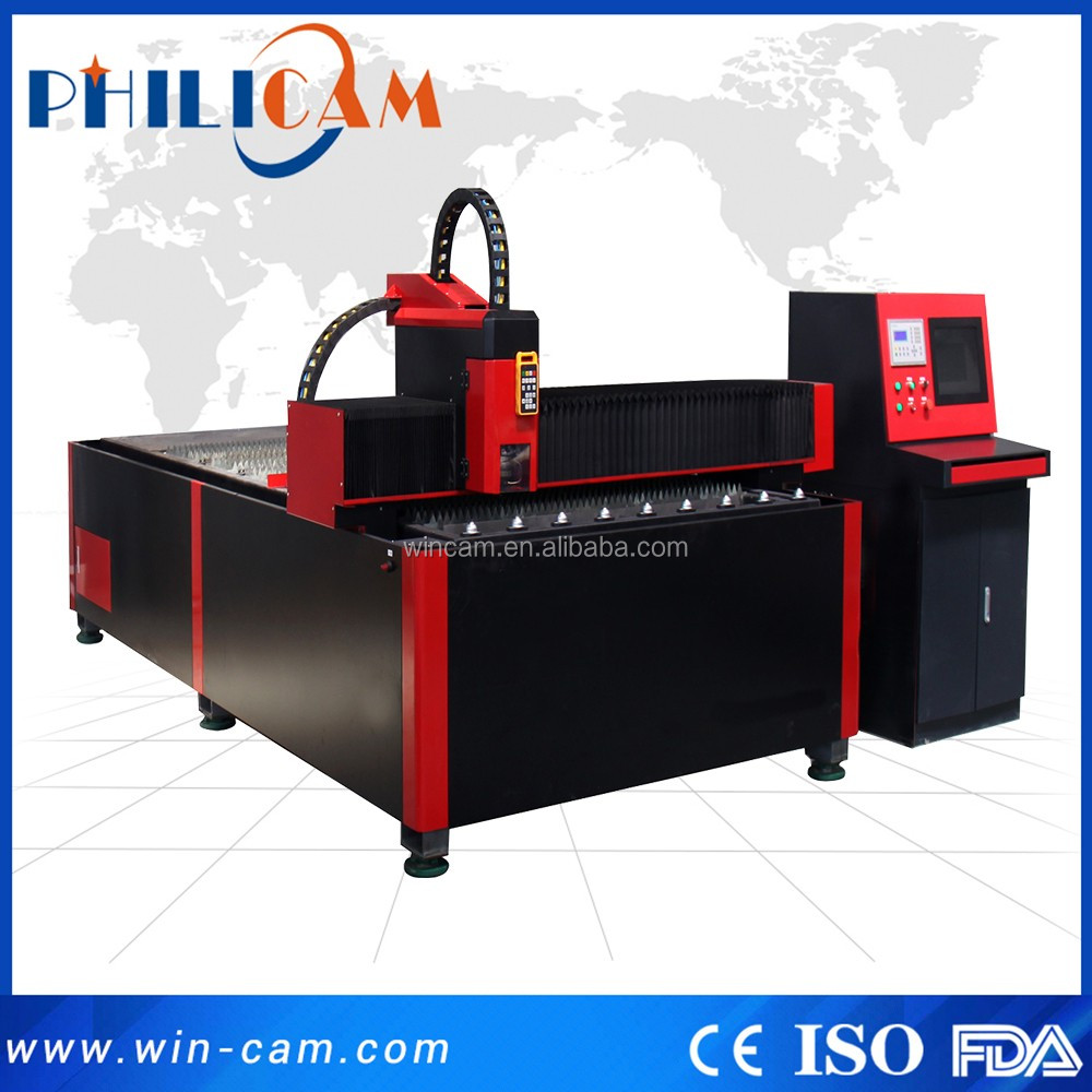 Jinan Philicam  Fiber laser cutting machine for metal