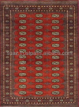 Hand Knotted Pakistan Carpet 12x18 Persian Hand Knotted Silk Carpet