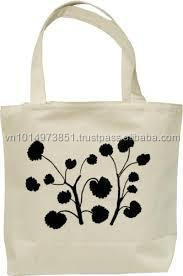 Vietnam Best Cotton Tote Bags, Promotion Bags, Shoping Tote Bags