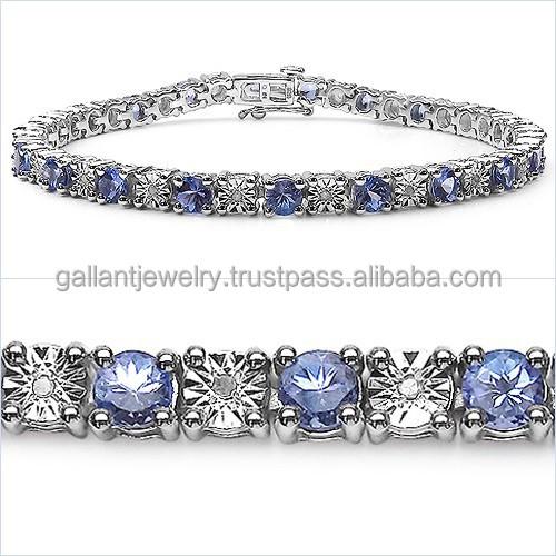 Ювелирные украшения серебряные браслеты