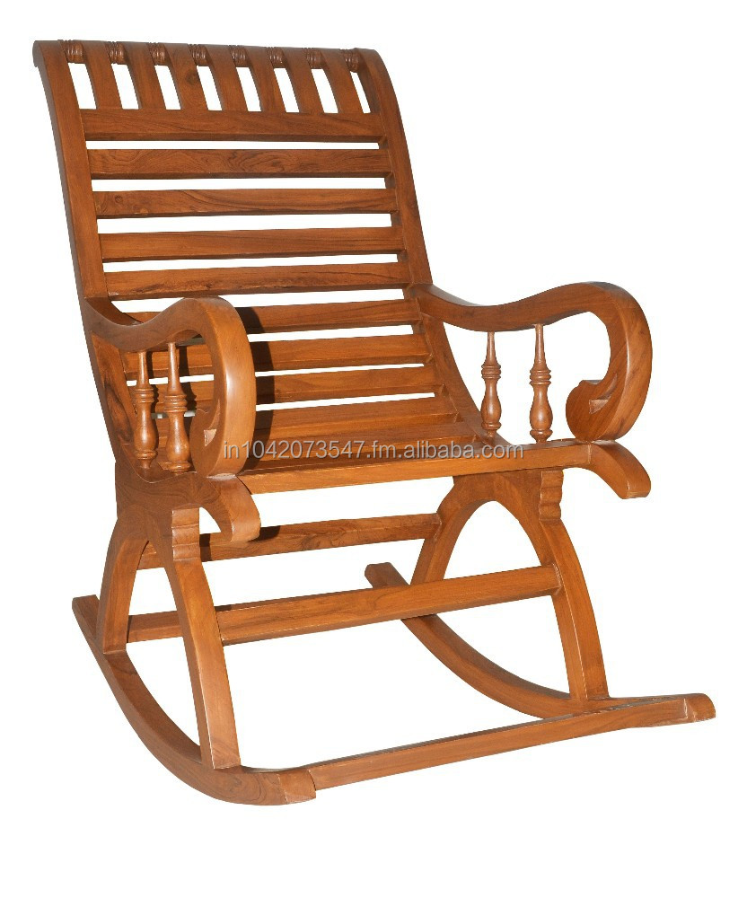 image adirondack chair patio garden wooden rocking wood