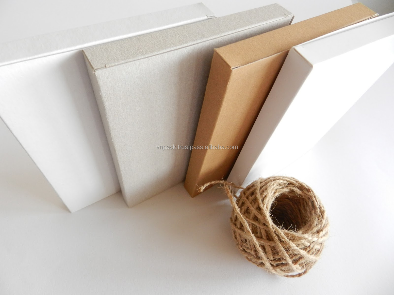 FRAME PACKAGING PAPER BOX
