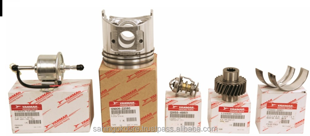 Yanmar Parts Japan Suppliers And Manufacturers