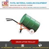 High Quality Material Handling Equipment Manual Drum Lifter