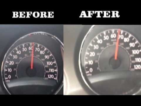 "0-60mph BEFORE & AFTER) K&N ""Typhoon"" Cold Air Intake Kit"