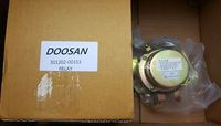 DOOSAN excavator OEM, NBN spare parts 301202-00153 RELAY