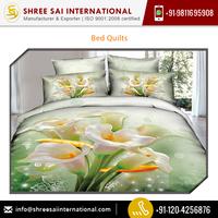 Unique Pattern Amazing Design Bed Quilts for Wholesale Buy