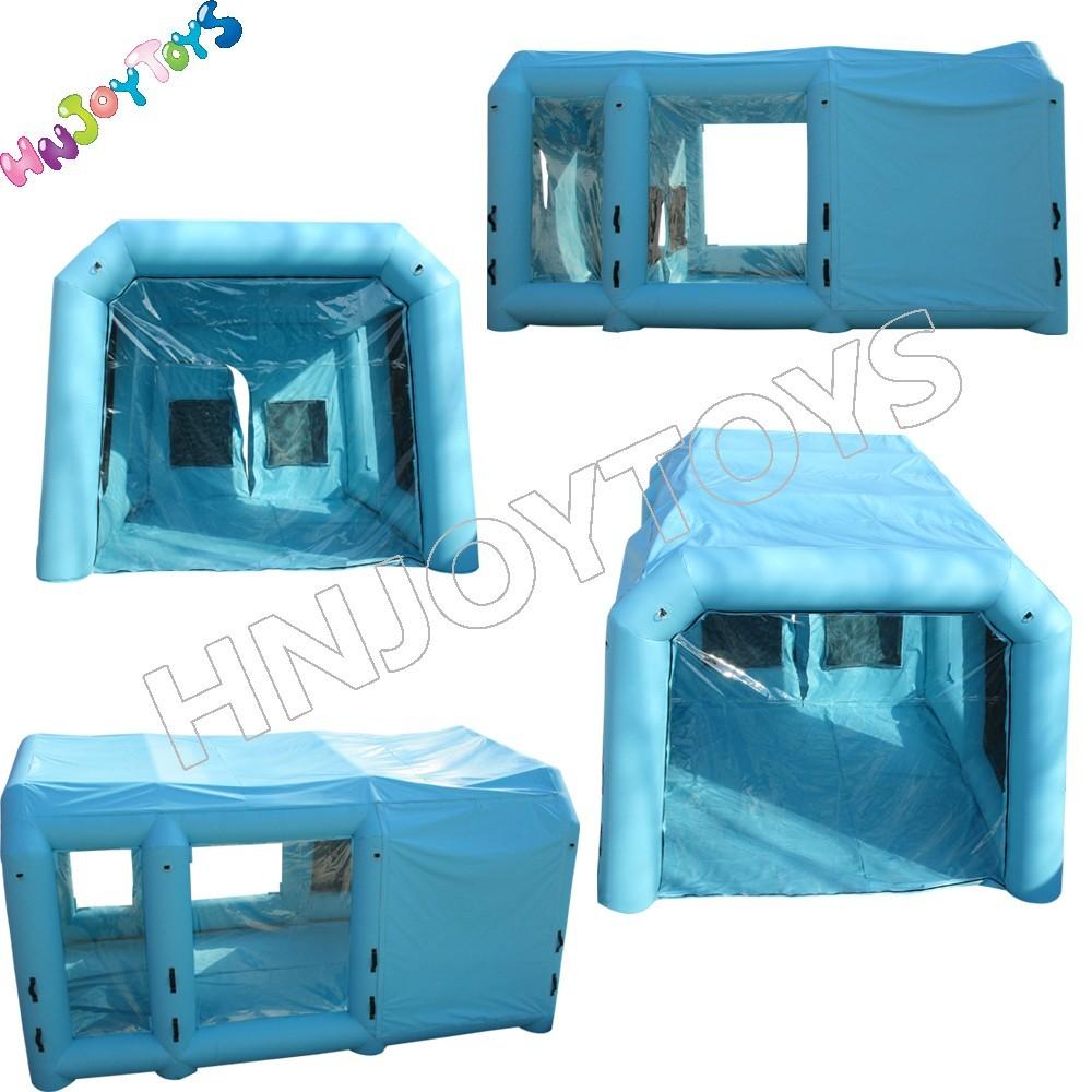 mobile gonflable peinture tente pour la r paration automobile g ant gonflable cabine de. Black Bedroom Furniture Sets. Home Design Ideas