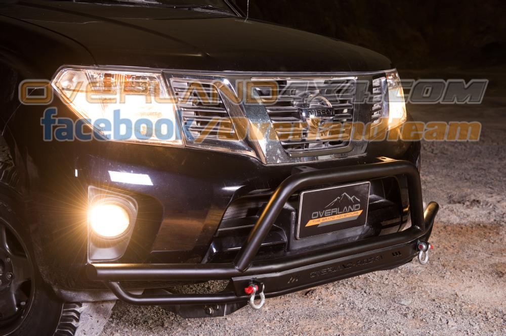 Front Bumper Rocky Sahara For Nissan Navara Buy 4x4