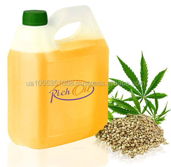 High quality Hemp Seed Oil First cold pressed