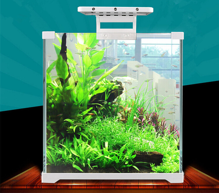 Sunsun Portable Tropical Plant Aquarium Fish Tank For Fish ...