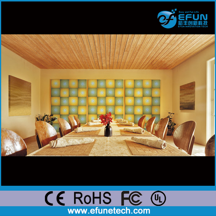 fashion design KTV,nightclub 3d wall covering,waterproof interior wall decorative panel